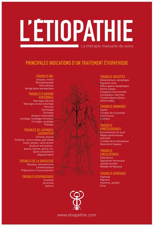 Que soigne l'Étiopathie ? - Faculté d'Etiopathie de Toulouse
